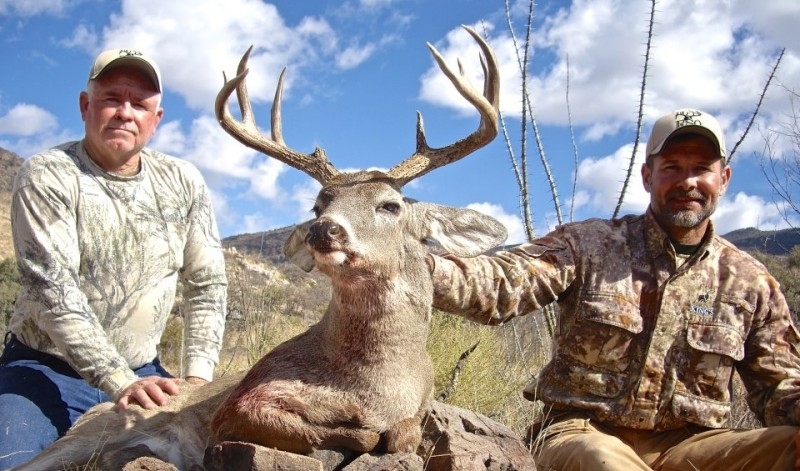 Hunt Coues Whitetail in Mexico Info