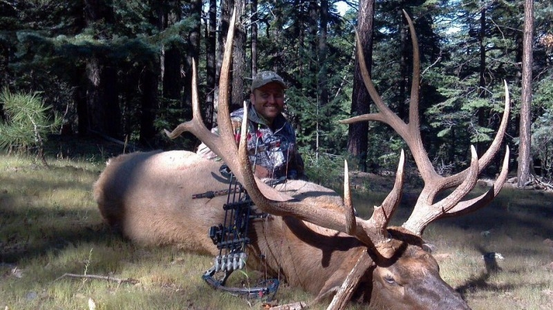 Hunting Elk in Southwest New Mexico Info