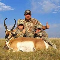 Pronghorn Antelope Hunts in New Mexico info