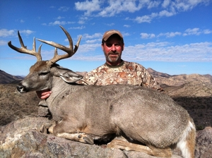 Hunt Coues Whitetail in Mexico